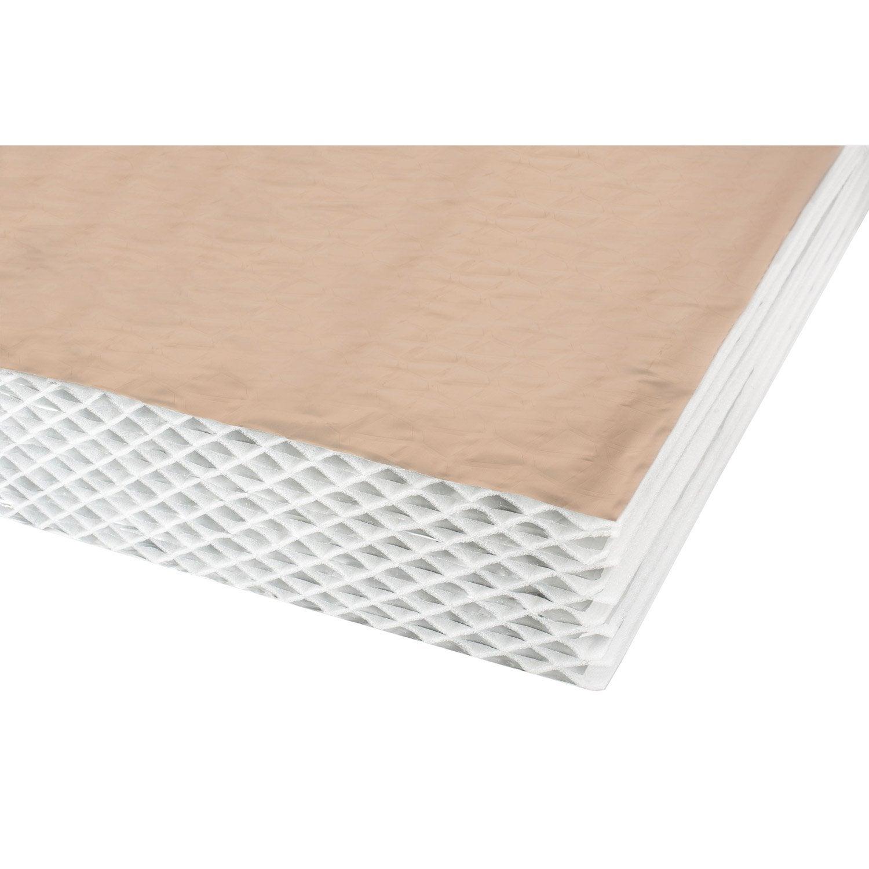 4 panneaux isolant actis hybris 3 en 1 ep 105 mm leroy merlin. Black Bedroom Furniture Sets. Home Design Ideas