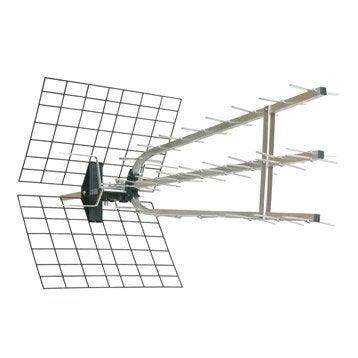 D codeur tnt antenne r ception tv terrestre d codeur for Antenne exterieur tnt hd