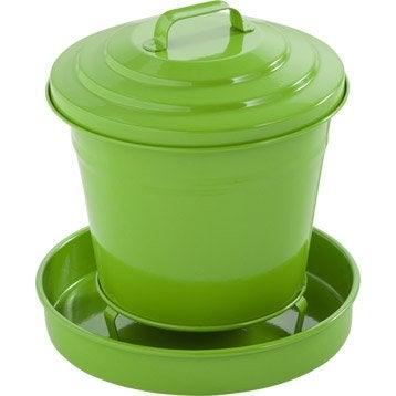 Nourrisseur vert, 6 l