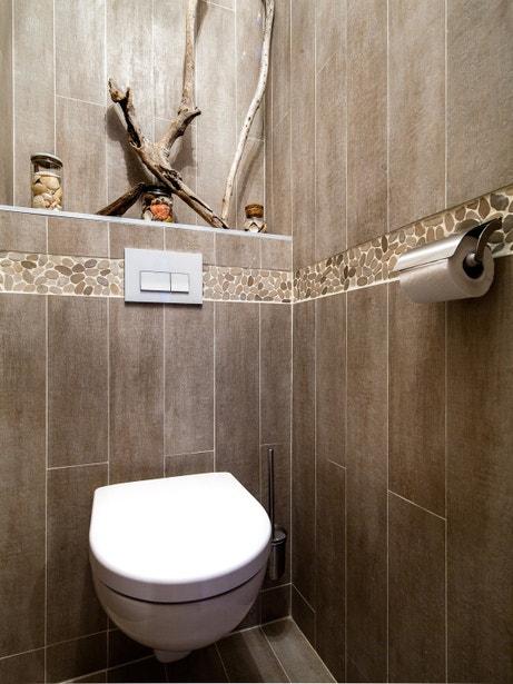 Les WC de Marie-Christine à Emerainville
