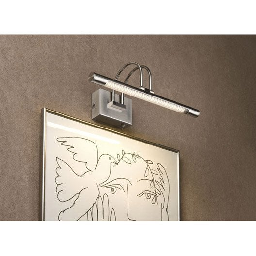 eclairage pour tableau lampe leroy merlin. Black Bedroom Furniture Sets. Home Design Ideas