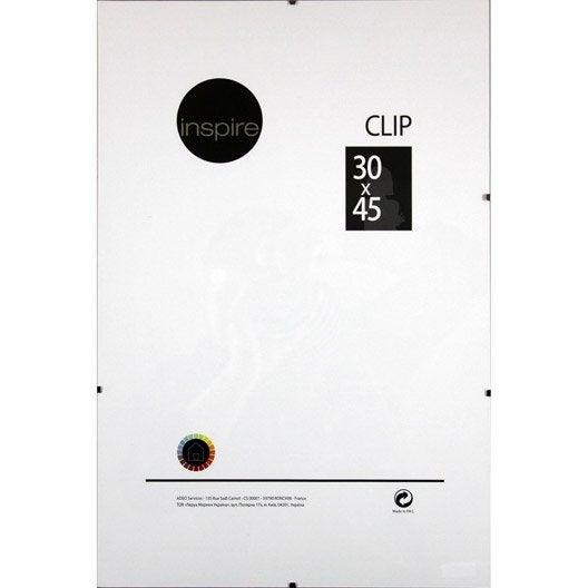 Cadre Clip, 30 x 45 cm