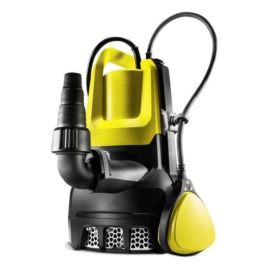 pompe d 39 vacuation eau charg e karcher sp 7 dirt 15500 l h. Black Bedroom Furniture Sets. Home Design Ideas