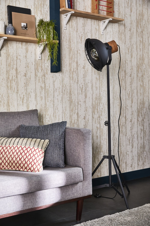 Fabriquer Une Lampe Style Industriel l'indispensable lampadaire style industriel | leroy merlin