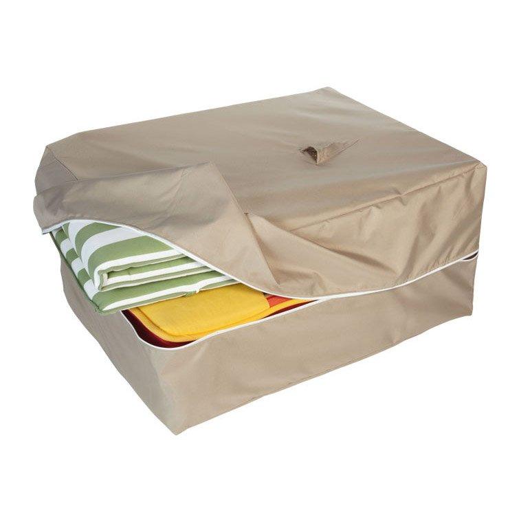 Housse de protection pour coussins INNOV'AXE L.20 x l.60 x H.200 cm