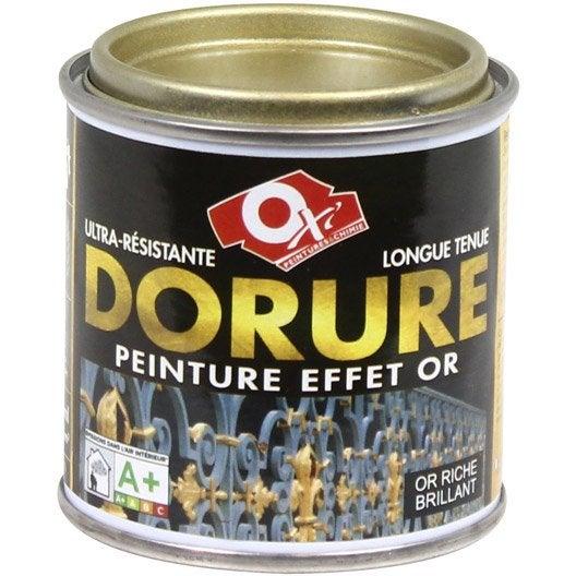 Dorure Patin Oxytol Or Riche L Leroy Merlin