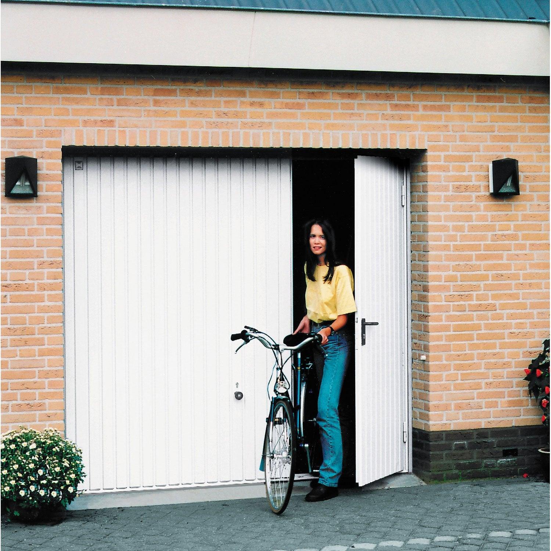 Porte de garage basculante manuelle x cm - Porte garage basculante 200x300 ...