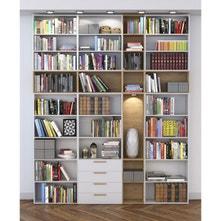 Dressing Meuble De Rangement Et Bibliothèque Spaceo Home Au