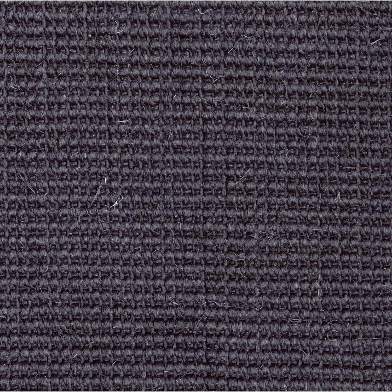 Moquette bouclée noire 4 m