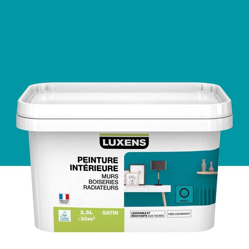 Peinture Mur Boiserie Radiateur Toutes Pièces Multisupports Luxens Miami 2 S