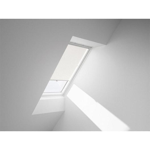 store velux volet pour velux store fen tre de toit au meilleur prix leroy merlin. Black Bedroom Furniture Sets. Home Design Ideas