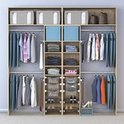 Dressing & Rangement - aménagement, étagères, portes de placards et ...