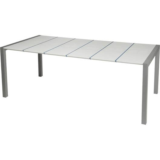 Grosfillex Table De Jardin – Dekor