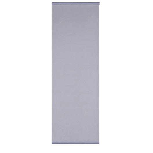 panneau japonais inspire jour nuit gris x cm leroy merlin. Black Bedroom Furniture Sets. Home Design Ideas