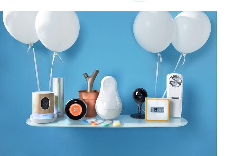 un programmateur de chauffage moderne sans fil leroy merlin. Black Bedroom Furniture Sets. Home Design Ideas
