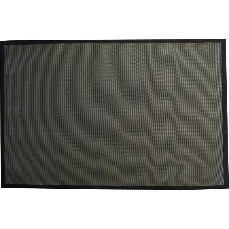 Tapis De Sol Noir Outdoor 180cm Leroy Merlin