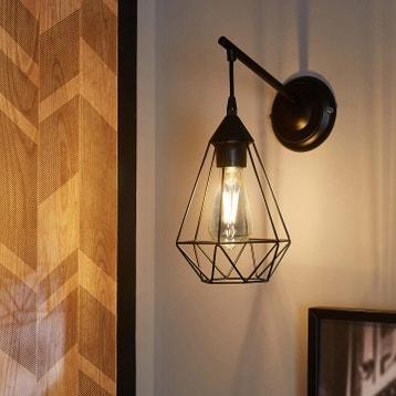 Ultra Applique murale, luminaire intérieur au meilleur prix | Leroy Merlin JL-44