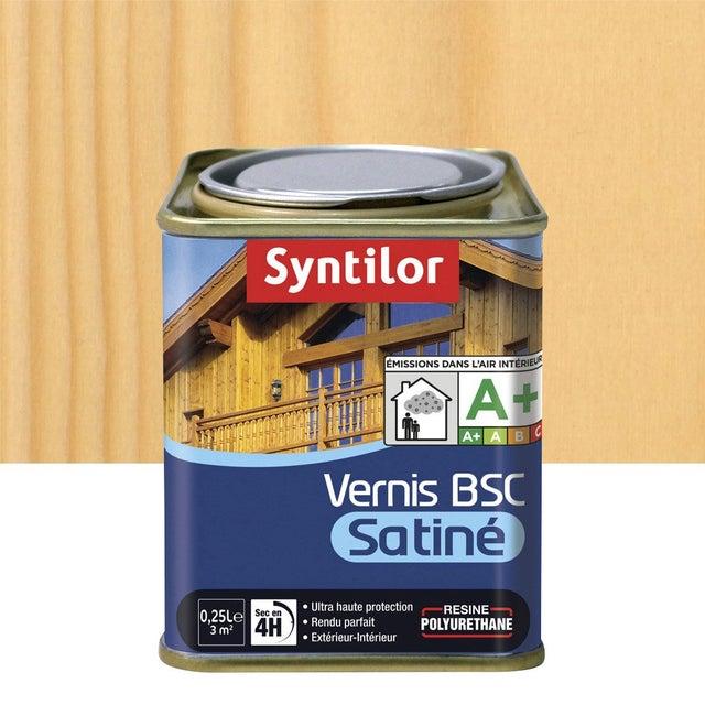 Vernis Syntilor Satiné 025 L Incolore