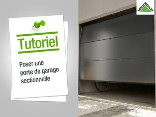 Portes de garage sur mesure sous haute surveillance for Porte de garage sectionnelle sur mesure hormann