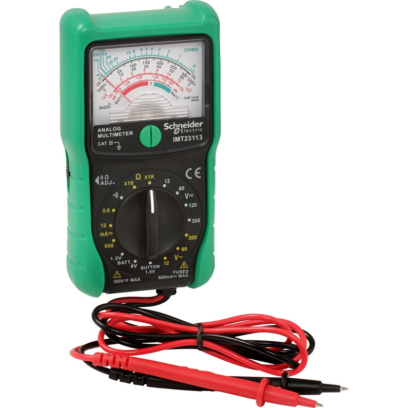 Multimètre Analogique 220200300 V Schneider Electric