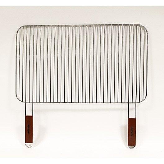 grille simple bois naterial leroy merlin. Black Bedroom Furniture Sets. Home Design Ideas