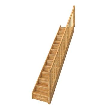 Escalier, escalier sur mesure au meilleur prix | Leroy Merlin