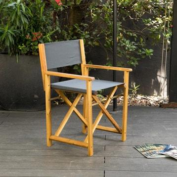 Lot De Chaises Vintage Salon De Jardin au meilleur prix   Leroy Merlin