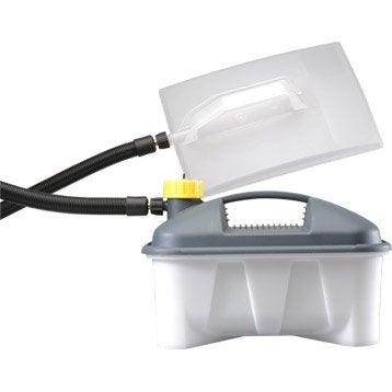 Décolleuse à papier peint électrique à vapeur EARLEX Ws125, 2000 W