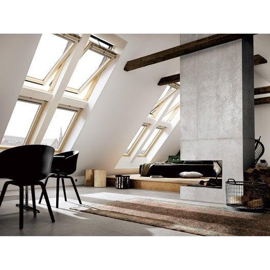 velux ggl uk04 tout confort integra par rotation x. Black Bedroom Furniture Sets. Home Design Ideas