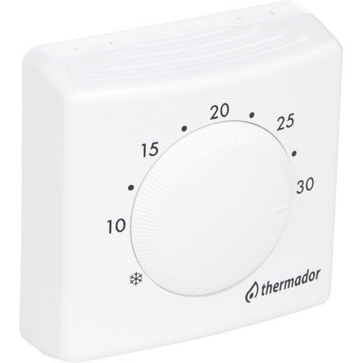 thermostat d 39 ambiance tf vergne leroy merlin. Black Bedroom Furniture Sets. Home Design Ideas