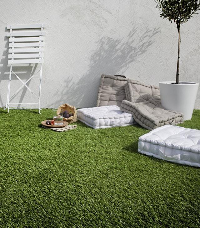 gazon artificiel iris au rouleau 2 x 4 m leroy merlin. Black Bedroom Furniture Sets. Home Design Ideas