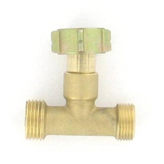 Le Gaz Butane destiné té d'accouplement pour gaz butane / propane, gazinox | leroy merlin