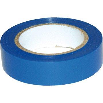 Ruban adhésif bleu, L.10 m x l.19 mm, VOLTMAN