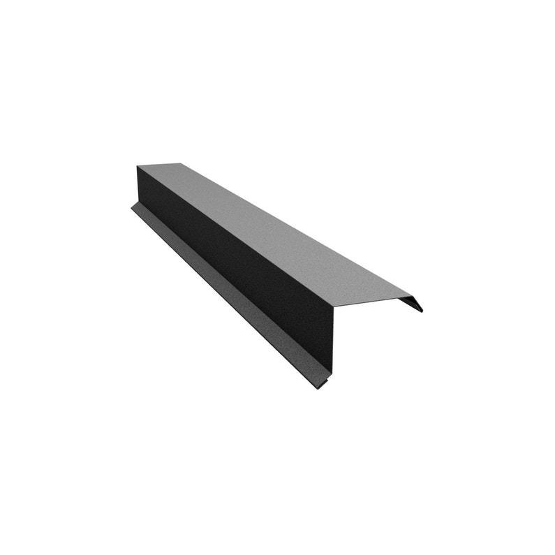 Rive Pour Plaque Pan Tuile Mat 7024 L2 M