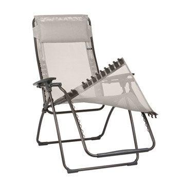 Garniture de jardin en tissu Garniture de rechange pour relax batyline seigle