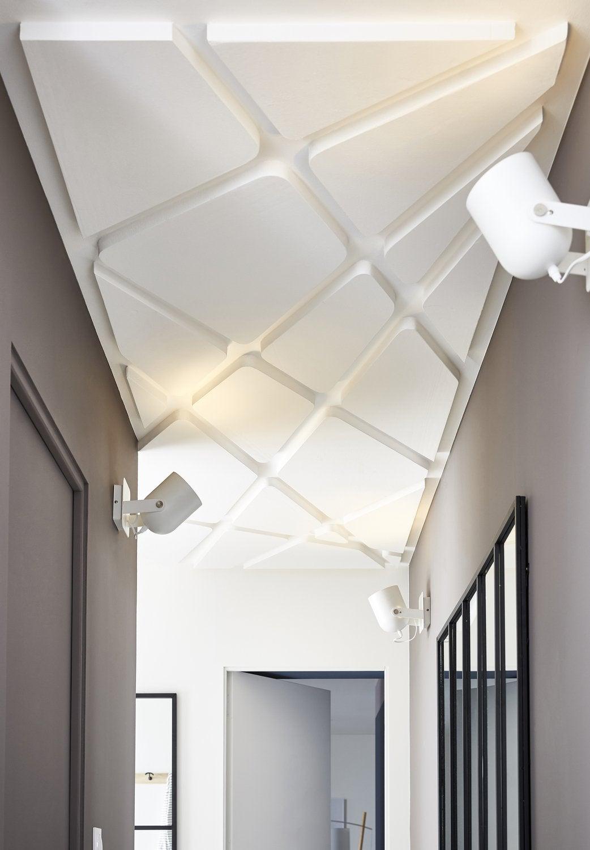 id es originales de plafond leroy merlin. Black Bedroom Furniture Sets. Home Design Ideas