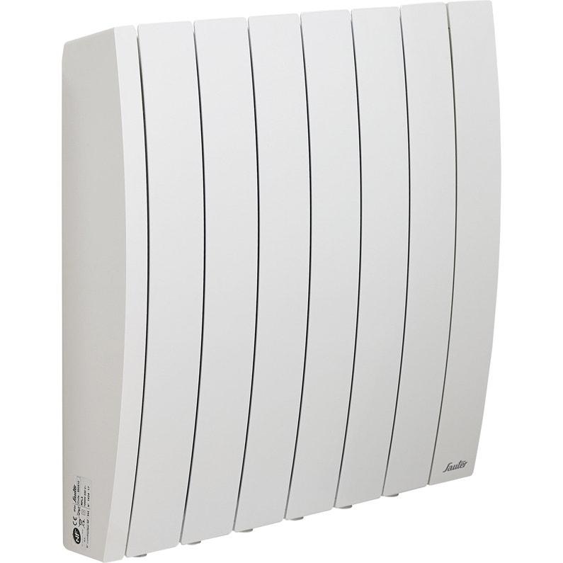 Radiateur électrique à Inertie Fluide Sauter Bachata 750 W