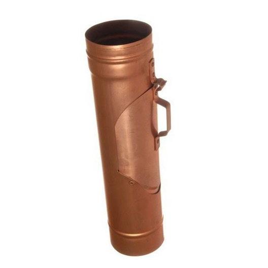 r cup rateur d 39 eau de pluie cuivre scover plus d cm. Black Bedroom Furniture Sets. Home Design Ideas