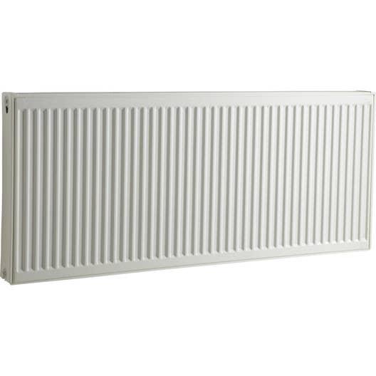 radiateur chauffage central blanc cm 1712 w. Black Bedroom Furniture Sets. Home Design Ideas