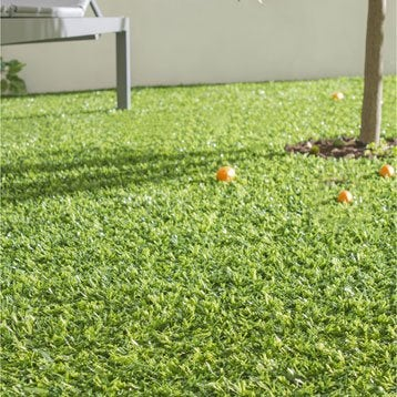 gazon synth tique pelouse synth tique pelouse artificielle au meilleur prix leroy merlin. Black Bedroom Furniture Sets. Home Design Ideas