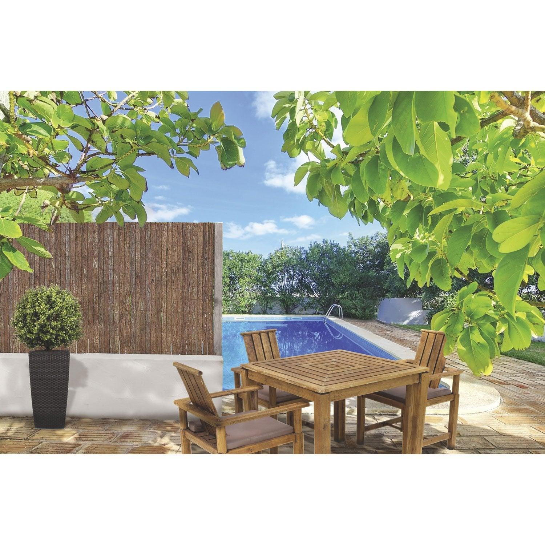 canisse corce de pin naturel h 1 5 x l 3 m 85. Black Bedroom Furniture Sets. Home Design Ideas