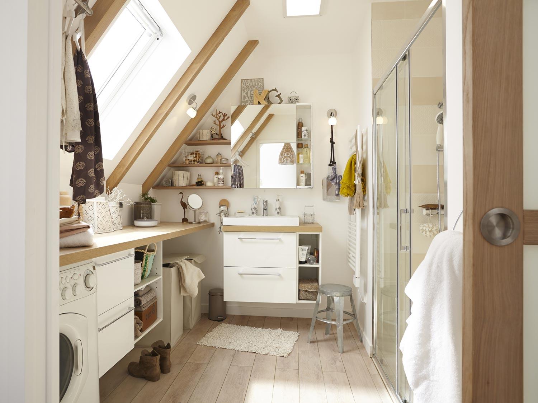 Aménager une salle de bains
