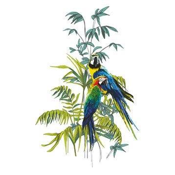 Sticker Tropical 48 cm x 64 cm