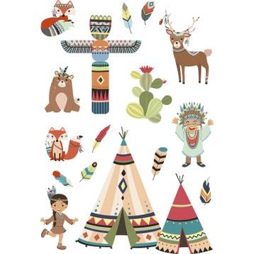 Stickers muraux, Autocollants - Déco murale   Leroy Merlin au ...