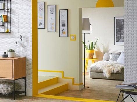 8 id es pour harmoniser les couleurs chez soi leroy merlin. Black Bedroom Furniture Sets. Home Design Ideas
