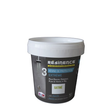 R sine d corative multisupports peinture cuisine et bain for Peinture resine cuisine