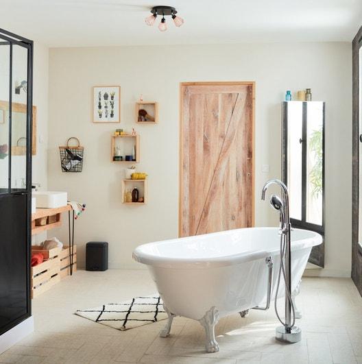 baignoire leroy merlin. Black Bedroom Furniture Sets. Home Design Ideas