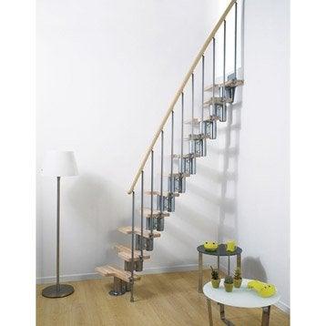 Escalier escalier sur mesure leroy merlin - Escaliers escamotables castorama ...