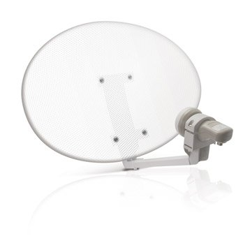 Antenne satellite elliptique, METRONIC