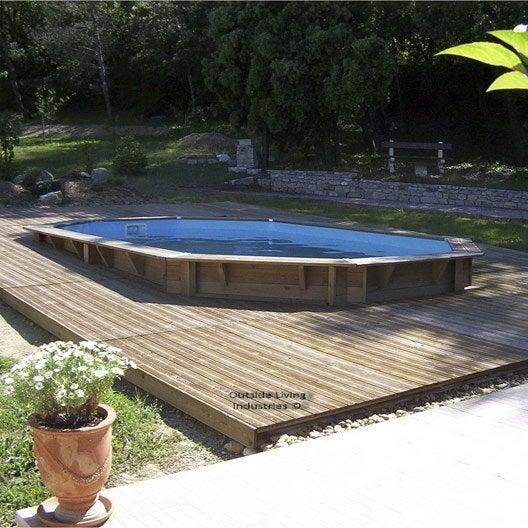 Piscine hors sol piscine bois gonflable tubulaire for Piscine hors sol 2m